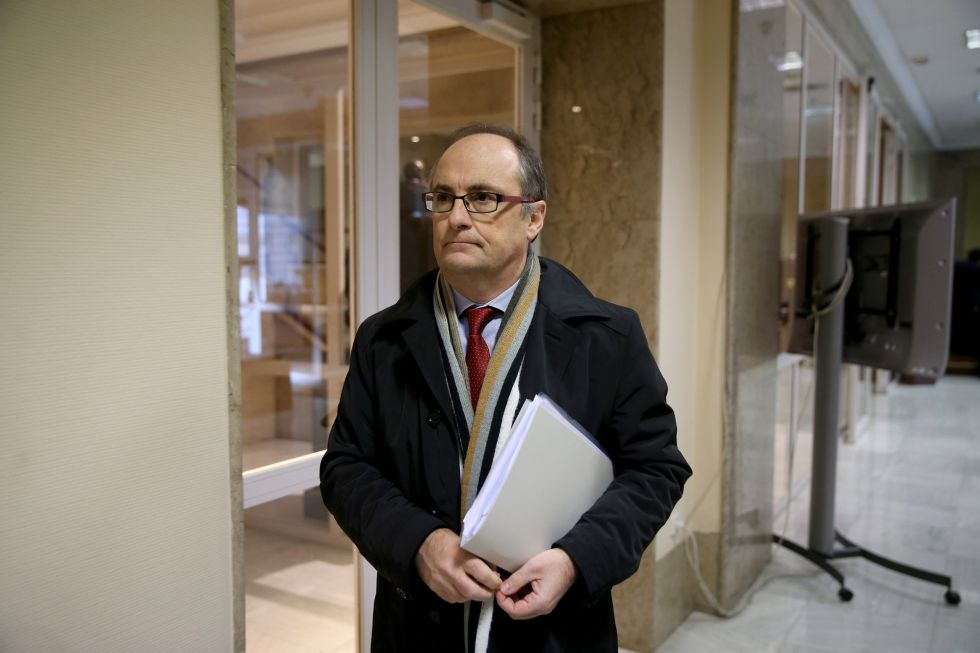 El subgobernador del Banco de España, Fernando Restoy. Uly Martin.