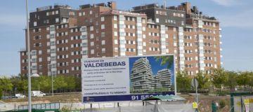 Promoción de viviendas en régimen de cooperativa en Valdebebas (Madrid).