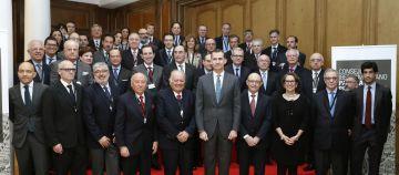 La gran empresa, agrupada en el Consejo Empresarial para la Competitividad (CEC), suspendió el miércoles una reunión para evitar pronunciamientos sobre la situación política.