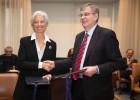 Lagarde insta al G20 a centrarse en el asincronismo de sus políticas