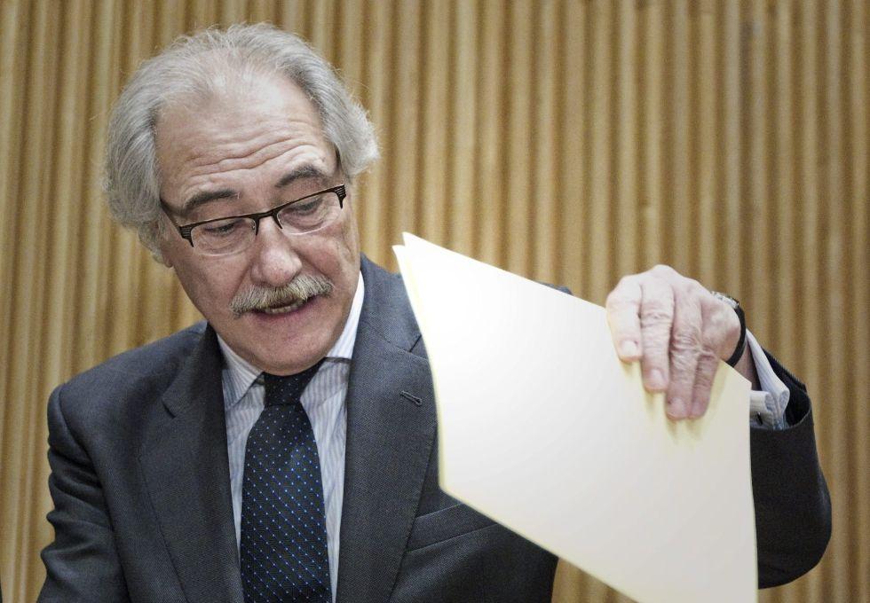 El expresidente de CCM Juan Pedro Hernández Moltó. EFEArchivo
