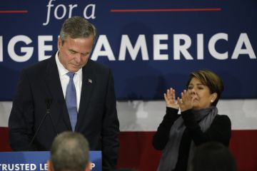 Candidatos del 'establishment' como Jeb Bush se han retirado de la pugna frente al poderío de Trump.