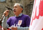 Álvarez exhibe sus apoyos para suceder a Cándido Méndez