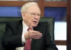 La firma de Warren Buffett ganó un 21% más en 2015