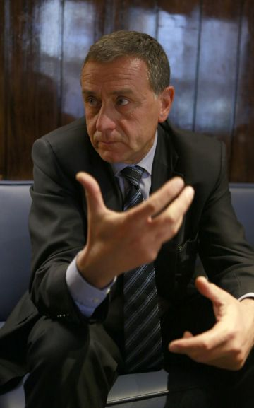 Josep Puxeu, Director General de Anfabra.