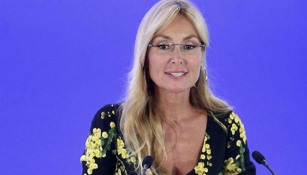 La presidenta de FCC, Esther Alcocer Koplowitz.