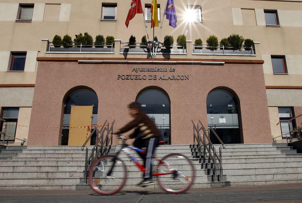 El Ayuntamiento de Pozuelo de Alarcón, la ciudad con más renta por hogar de España