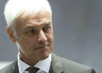 Volkswagen admite que su exjefe conocía en 2014 el fraude de las emisiones