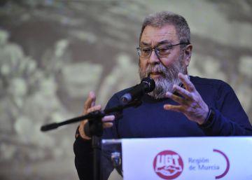 """Cándido Méndez, al dejar UGT: """"Me ha podido sobrar algún año"""""""
