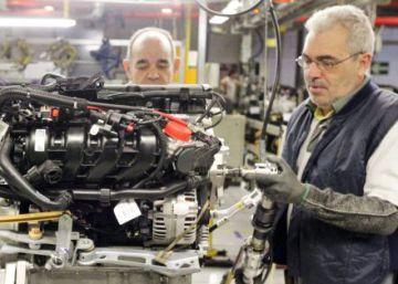 La producción industrial modera su crecimiento tras dos años al alza