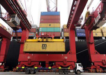 Las exportaciones chinas se desploman un 20% en febrero