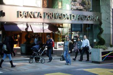 La sede de BPA, en Escaldes Engordany (Andorra).