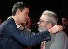 Méndez critica el derecho a decidir en su despedida