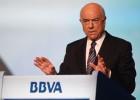 González, reelegido presidente del BBVA por tres años más