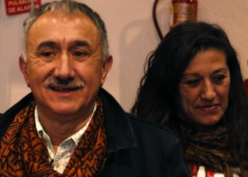 Josep María Álvarez, un partidario del derecho a decidir al frente de UGT