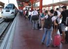 CC OO convoca huelga en Renfe y Adif el miércoles de Semana Santa