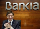 Bankia prevé la primera subida del saldo de crédito desde 2008