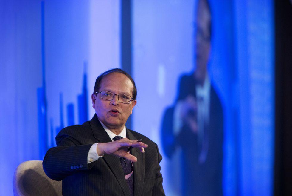 El gobernador del banco central de Bangladesh, Atiur Rahman, el sábado pasado en Daca.