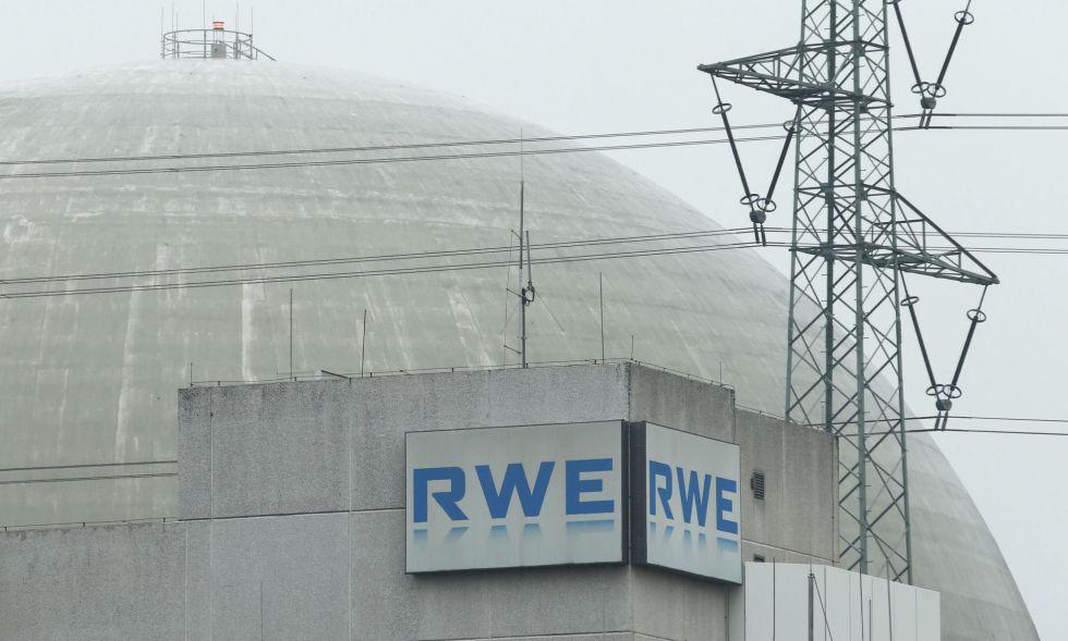 Planta nuclear de RWE en Fráncfort (Alemania), el 15 de marzo de 2016.