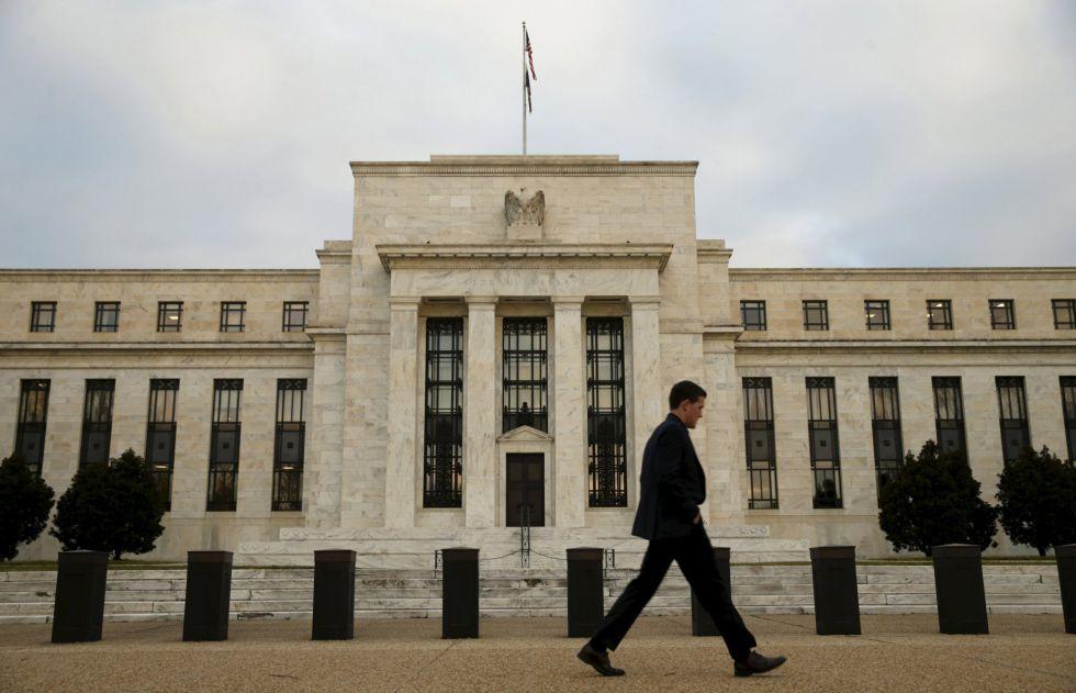 Sede de la Reserva Federal de Estados Unidos en Washington