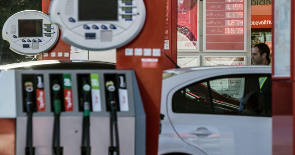 Precio de la gasolina en Semana Santa 2016