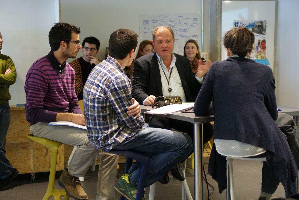 Encuentro para emprendedores organizado por Esade