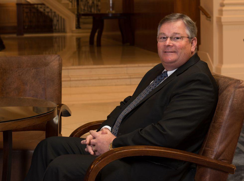 Brett Begemann, presidente de Monsanto