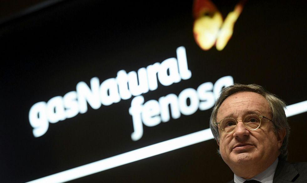 El consejero delegado de Gas Natural Fenosa, Rafael Villaseca, el 2 de febrero de 2016.