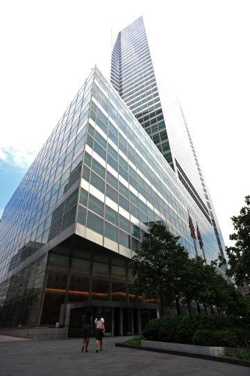Sede de Goldman Sachs en el bajo Manhattan