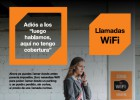 Orange lanza servicio de llamadas por wifi que no consume datos