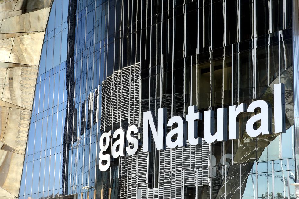 La sede de Gas Natural en Barcelona
