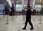 Las aerolíneas desvían sus vuelos de Bruselas a otros aeropuertos