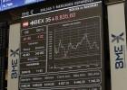 El Ibex se deja un 2,89% en la Semana Santa
