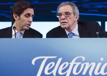 Quién es Álvarez-Pallete, el sustituto de César Alierta en Telefónica