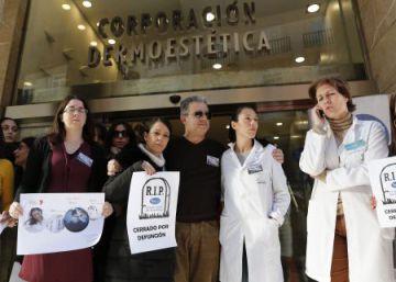 Admitido el concurso de acreedores de Corporación Dermoestética