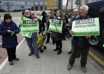 El 'caso Bankia' dispara hasta un 20% los litigios civiles en Madrid