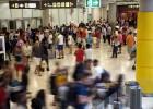 La huelga francesa provoca 76 cancelaciones de vuelos en España