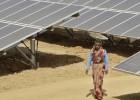El crecimiento de India dispara las energías renovables