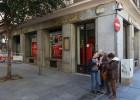 La banca inicia la segunda reestructuración del negocio