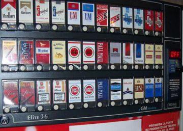 Apagadas 50.000 máquinas de tabaco de bares por una huelga