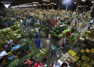 América Latina se contrae más de lo esperado por el impacto de Brasil