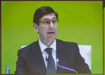 Bankia asegura que ya ha devuelto el dinero a 105.000 accionistas