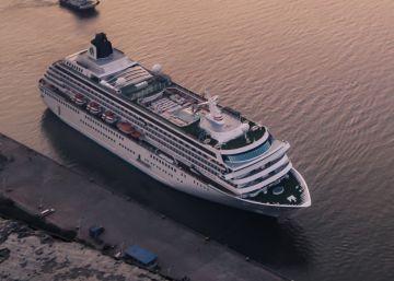 Siete mares rentables para los cruceros