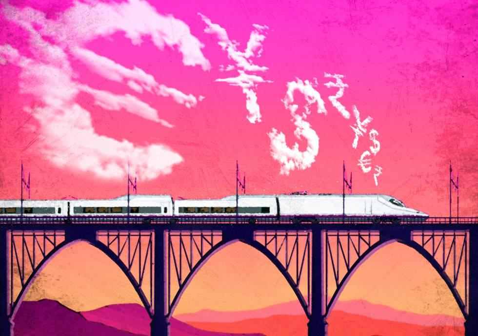 La gran batalla por el mercado del tren
