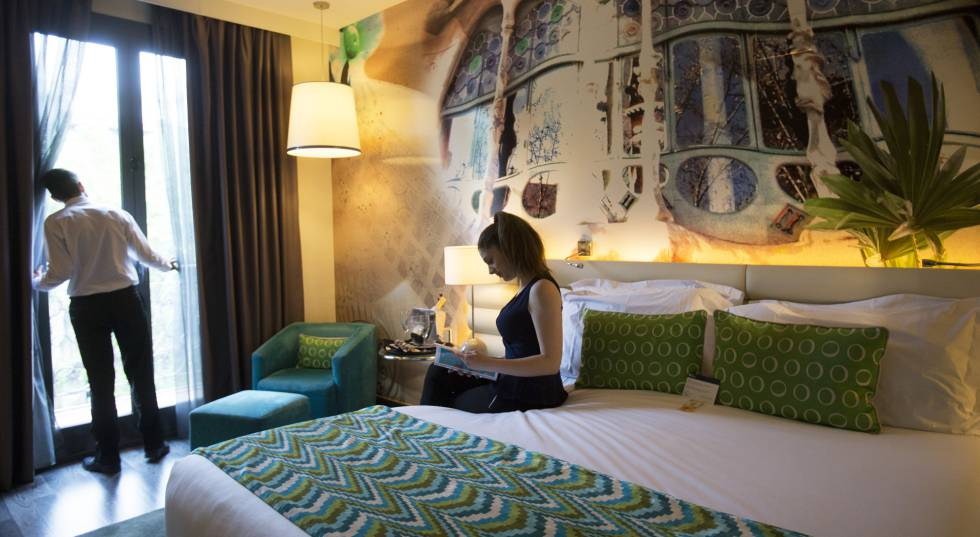 Daycation el hotel de d a pagar la mitad por la mitad de - Tiempo en badalona por horas ...