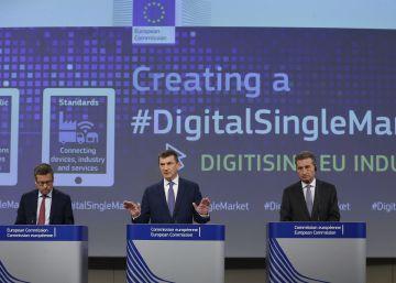 La UE busca reunir 50.000 millones para la transformación digital