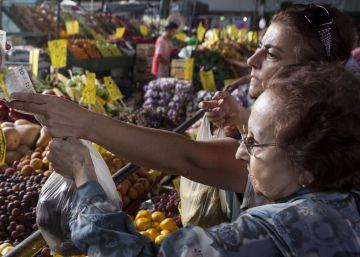 La inflación estimada de abril se dispara hasta 6,5% en Argentina