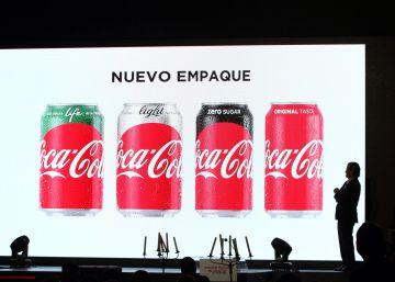 Coca-Cola reduce el beneficio y los ingresos en el arranque del año