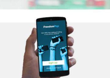 """Llega FreedomPop, con llamadas y WhatsApp gratis """"para siempre"""""""