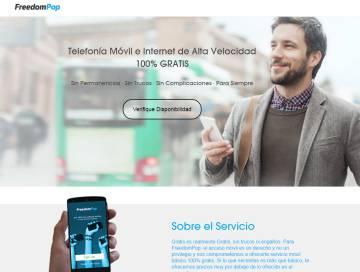 FreedomPop, la compañía que ofrece llamadas gratis para siempre, llega a España